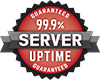 99.996% Uptime Guarantee